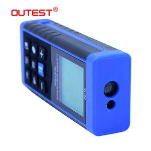 Image 4 - OUTEST Digital laser distance meter angle rangefinder 30M 40M 60M 80M 100M laser meter measurer tape trena electronic level