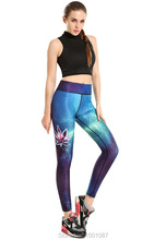 Women Sex High Elastic Yoga Pants Slim Hip Gym Running Sports Trousers Tights Breathable Quick-drying Lady Leggings Fitness