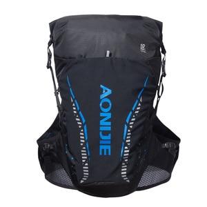 Image 3 - AONIJIE C943 Outdoor 18L Lightweight Hydration Backpack Rucksack Bag Vest 2L Water Bladder Hiking Camping Running Marathon Race