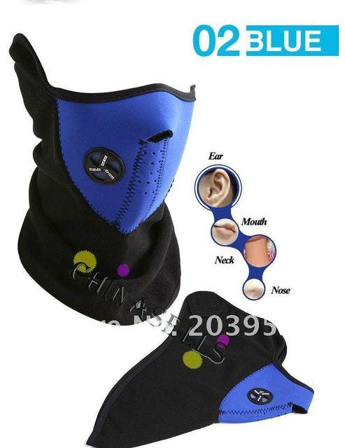 new ski snowboard bike motorcycle Unisex face mask neck warm sports mask