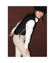 Верховая езда жилет Конный жилет куртка безопасность тела протектор лошадь высокое качество гоночное оборудование для лошади гоночный