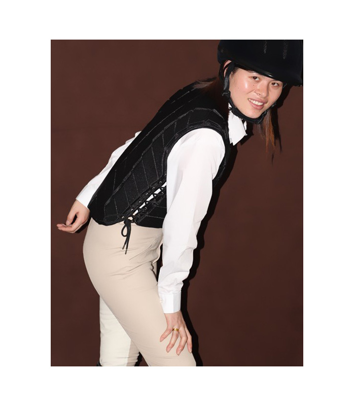 Horse Riding Vest Equestrian Vest Jacket Safety Body Protector Horse High Quality Racing Equipment For Horse Racing Vest Halters