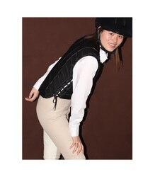 Caballo chaleco para montar chaleco ecuestre chaqueta protectora de cuerpo de seguridad caballo equipo de carreras de alta calidad Para Caballo chaleco para carreras Halters