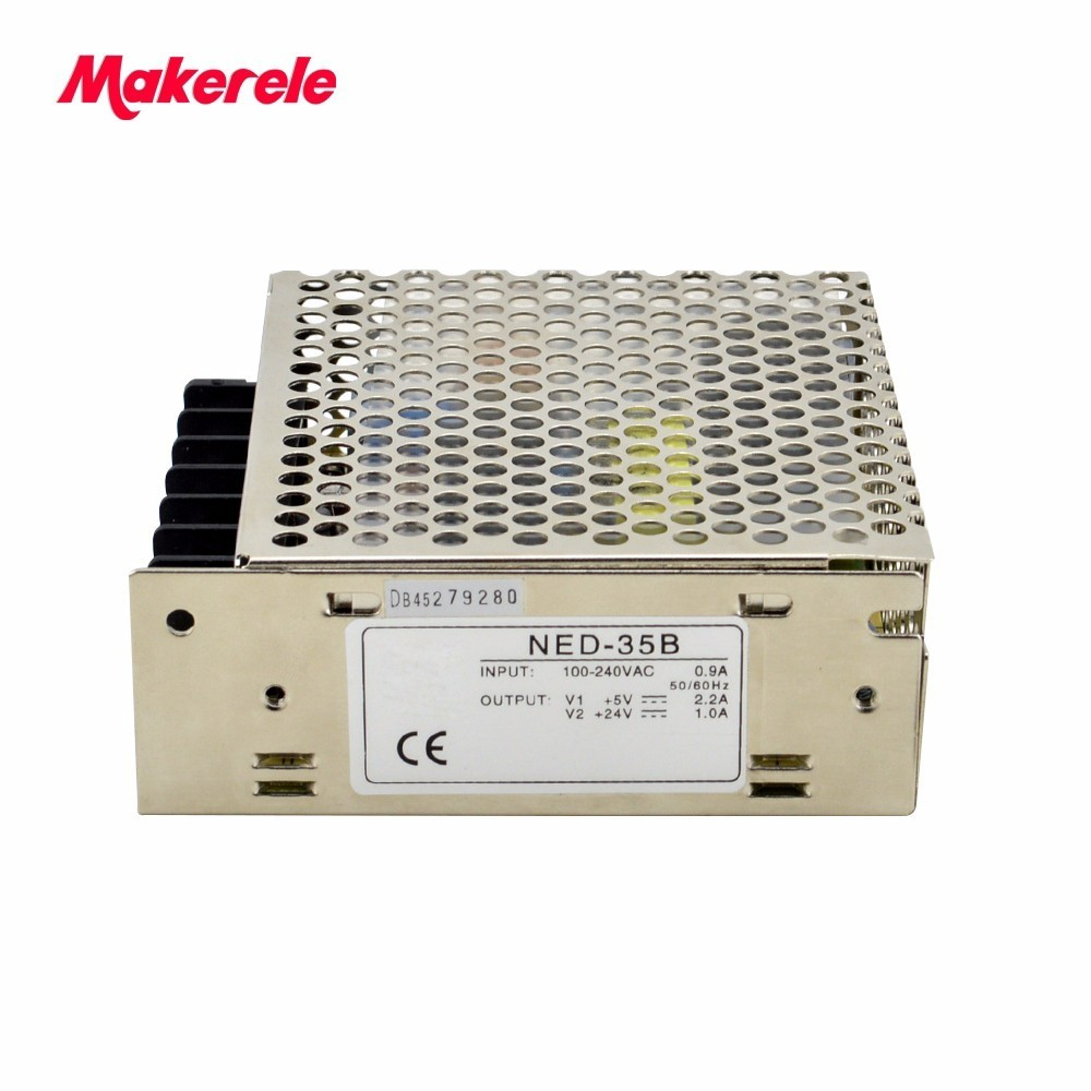 35w 5V 24V Dual Output Switching Power Supply AC Voltage Input LED Driver Adapter for LED Street Light Stage Light High Quality 70w led driver dc54v 1 5a high power led driver for flood light street light constant current drive power supply ip65