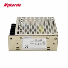 35w 5V 24V Dual Output Switching Power Supply AC Voltage Input LED Driver Adapter for Street Light Stage High Quality