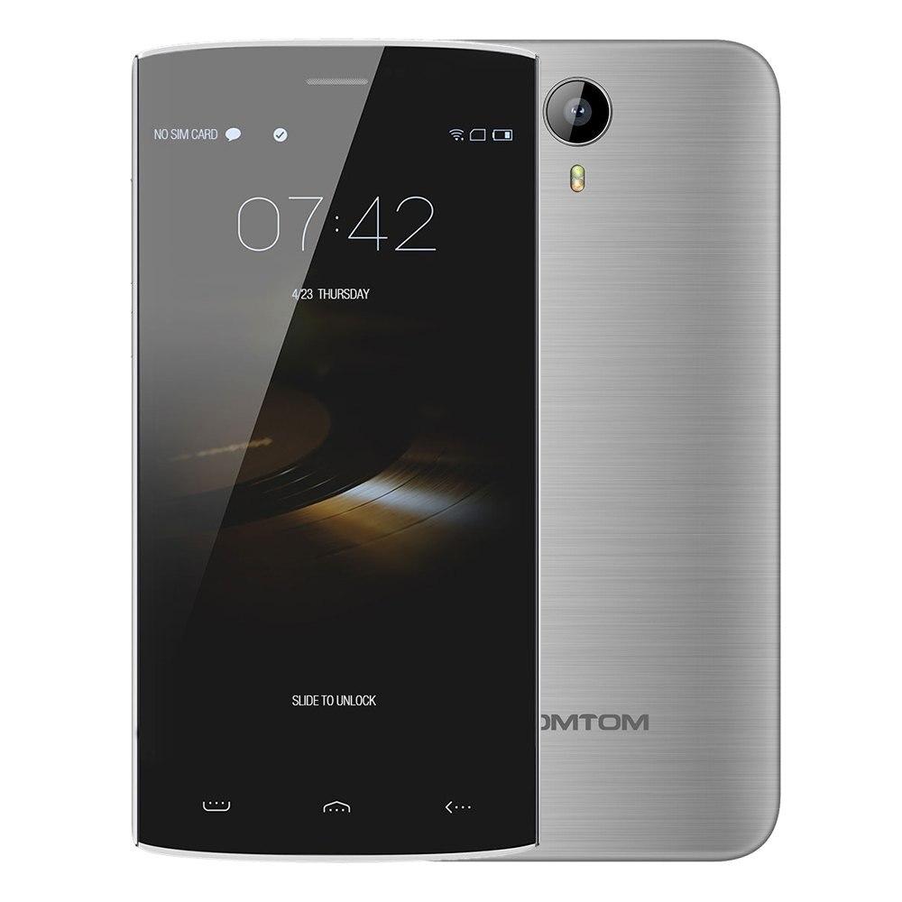 bilder für HOMTOM HT7 Pro 5,5 zoll 4G Phablet Android 5.1 MTK6735 64bit Quad Core 1,0 GHz 2 GB RAM 16 GB ROM IPS HD Bildschirm OTA GPS Kameras