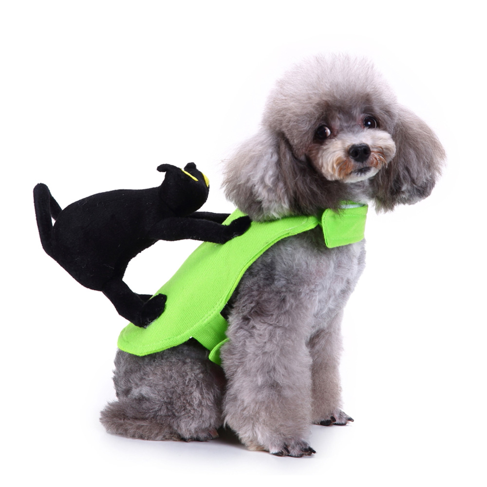 Dog Clothing New Outing Sweater Christmas New Year Costume Apparel For Teddy Pet