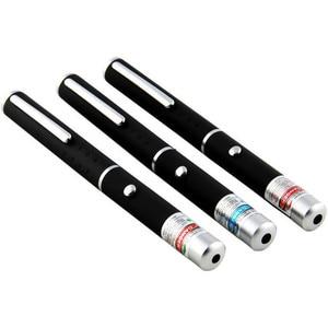 Image 4 - Caldo Rosso Verde Blu del Laser Penna Puntatore Visibile Fascio di Luce Lazer 532NM 405NM 5mw Fascio di Raggi Laser Pointer Istruttore di Penna torcia elettrica