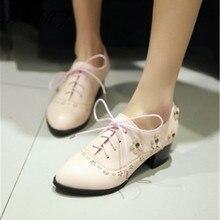 RLINF/Модные Винтажные тонкие туфли; Цвет черный, розовый, фиолетовый; кружевные туфли с цветами; размеры 31-47
