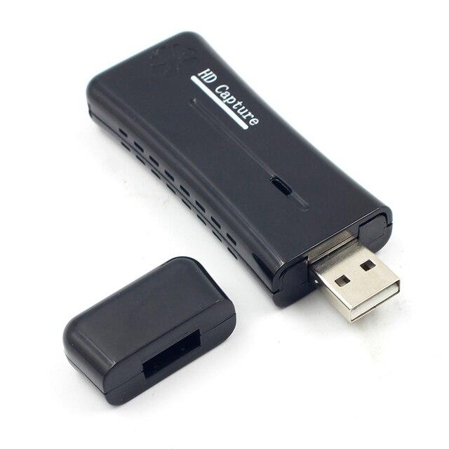 Kebidumei HDMI 1080P Mini USB 2.0 Port HDMI carte de Capture vidéo HD 1 voie carte dacquisition de Capture vidéo pour ordinateur Windows XP