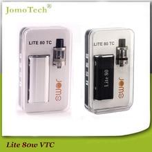 Free Shipping Russian Federation 80W VTC 100-300C Vape Mod Jomo Lite 80W Kit Electronic Cigarette Mods 80W Vaping Mod Jomo-130