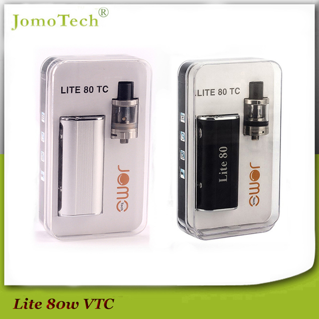 Frete Grátis Federação Russa 80 W VTC 100-300C Jomo Lite 80 W Kit Cigarro Eletrônico Mods Vape Mod 80 W Vaping Mod Jomo-130