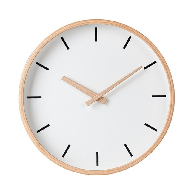 Wall Silent Non Ticking Clock
