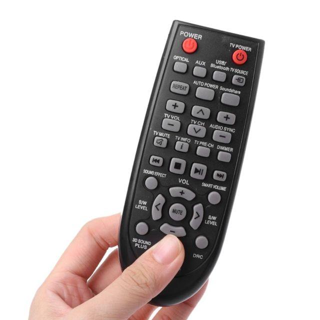 Uzaktan kumanda değiştirme Samsung HW F355 HW FM35 AH59 02532A AH59 02545A AH59 02545B HW F750 ses çubuğu Soundbar ses sistemi