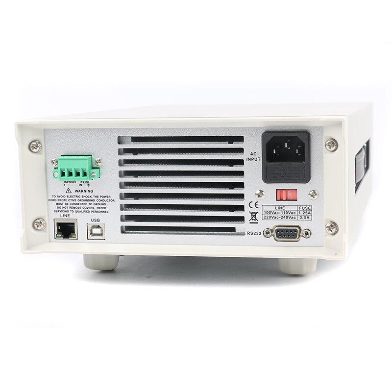 KORAD Professional electrical programming Digital Control DC Load Electronic Loads  Battery Tester Load 300W 120V 30A 110V-220V