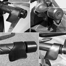 Рукоятка для мотоцикла, дроссельный ускоритель, круиз-контроль, коромысло, вспомогательное управление на запястье, универсальный руль