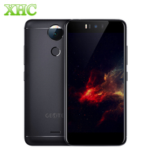 "D'origine GEOTEL AMIGO LTE 4G Téléphone Portable RAM 3 GB ROM 32 GB 5.2 ""Android 7.0 MTK6753 Octa Core 1.3 GHz Dual SIM 13.0MP téléphone Intelligent"