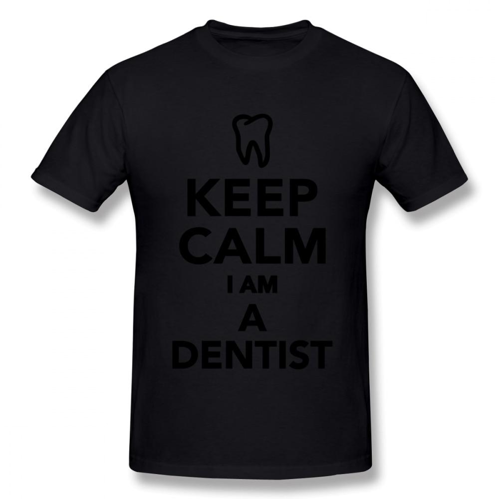 Keep Calm Je suis un dentiste T-Shirt