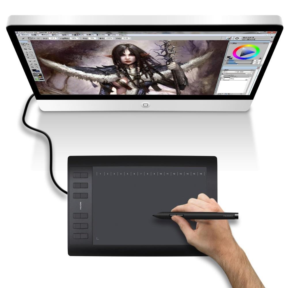 Astounding Promotion Huion 1060Plus 10 Inch Digital Tablets Signature Download Free Architecture Designs Itiscsunscenecom