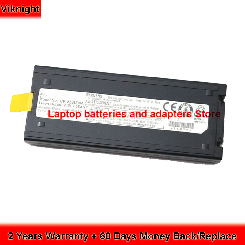 все цены на Original CF-VZSU30B CF-VZSU30A Battery for Panasonic toughbook CF-18 CF-18A CF-18C CF-19A Laptop онлайн