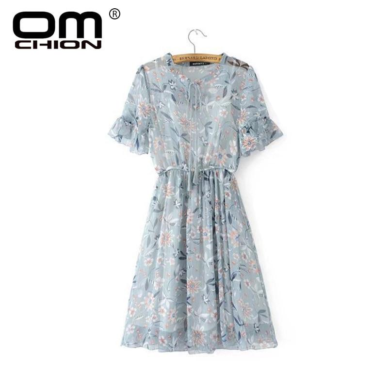 2017 New Women Summer Dress Short Sleeve Tassel High Waist Slim Print Party Dresses Casual Maxi Beach Dress Drop Shipping