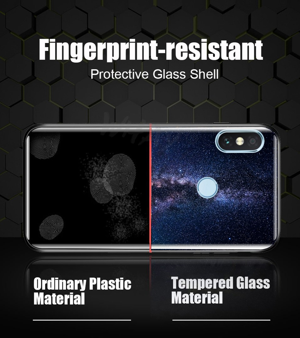 Phone Glass Case For Huawei Nova 3 2i Coque Silicone Luxury Case For Huawei P20 Pro Honor Play 7A 9 Mate 10 Lite P Smart Y6 2018 (8)