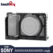 (New Version) SmallRig Cage for Sony A6300/A6000/A6500 ILCE-6000/ILCE-6300/ILCE-A6500 Sony Nex-7 Cage – 1661