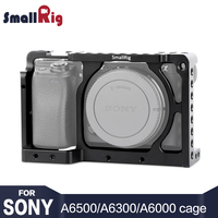 New Version SmallRig Cage For Sony A6300 A6000 A6500 ILCE 6000 ILCE 6300 ILCE A6500