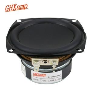 Image 4 - Динамик GHXAMP, 3,5 дюйма, 8 Ом, 20 Вт, длинный ход для книжной полки, автомобильный настенный динамик Echo s DIY, 1 шт.
