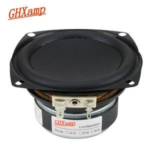 Image 4 - GHXAMP 3.5 Cal głośnik niskotonowy Głośnik basowy jednostki 8Ohm 20 W długi skok W przypadku półek na książki samochodu Echo głośniki ścienne DIY 1 PC