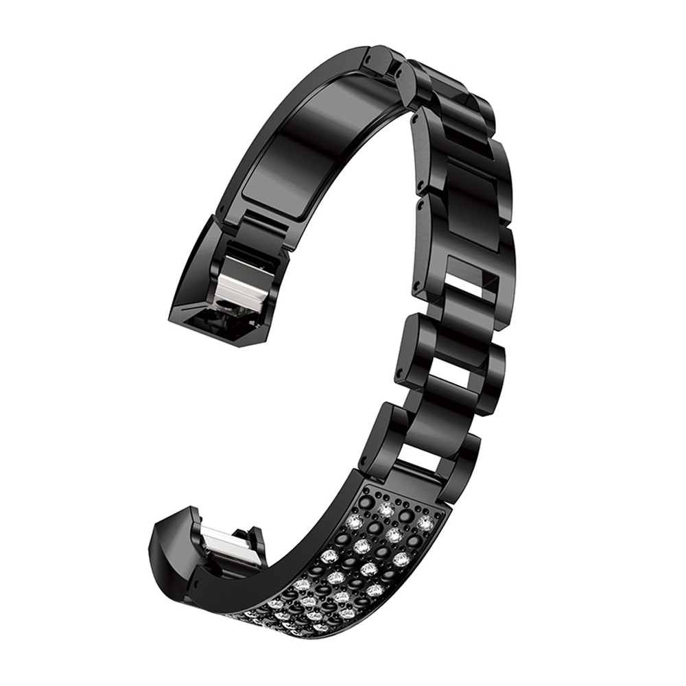 Stainless Steel fashion Watch Bracelet Band Strap For Fitbit Alta HR Correa de la manera dignity 8.9