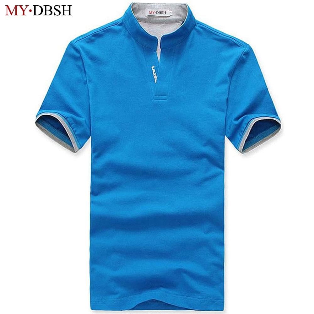 New 2017 wholesale men cotton tshirt multi color short for Cheap plain colored t shirts