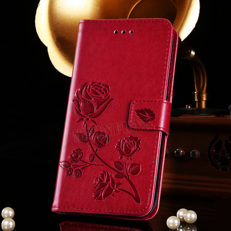 3D Flower Flip <font><b>Leather</b></font> <font><b>Case</b></font> For <font><b>Huawei</b></font> <font><b>Y5</b></font> Y6 Y9 Y7 Prime 2019 Y5lite <font><b>2018</b></font> Wallet Cover For <font><b>Huawei</b></font> Honor8S 8 S Phone <font><b>Case</b></font> Coque image