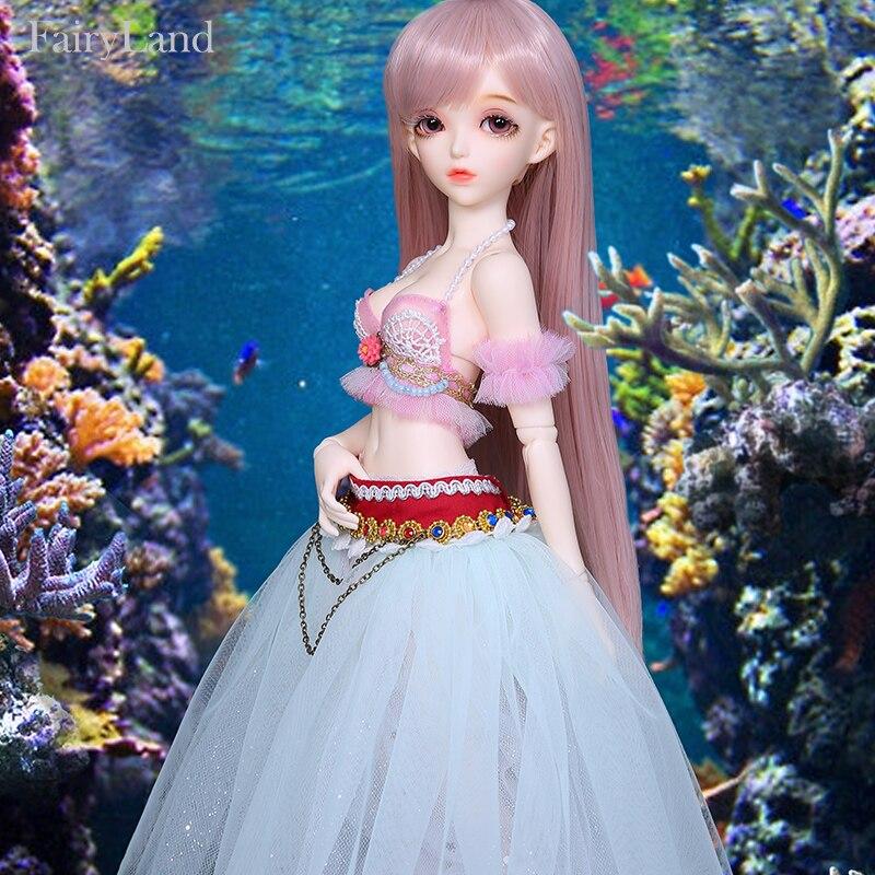Fairyland Minifee Alicia BJD Dolls 1/4 Fairyline Centaur mad Fashion Fantastic Female mermaid luts sea soom littlemonica Gift свитшот print bar bradwarden centaur warrunner