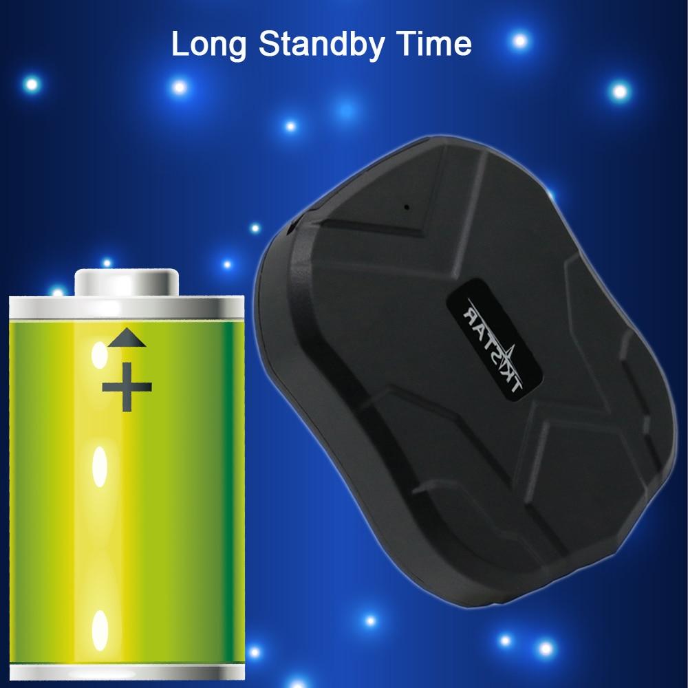 Автономный водонепроницаемый GPS-трекер 2G/3G, на магните, аккумулятор 5000mAh (до 90 дней), микрофон
