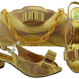 Italian Matching Shoes and Bag