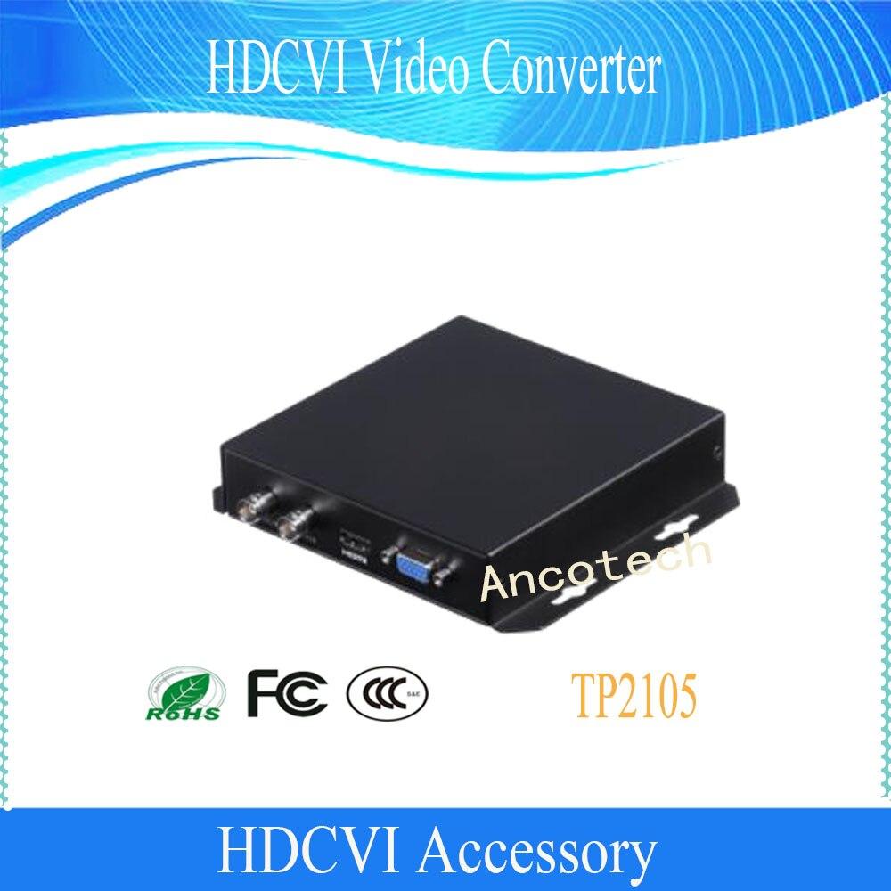 Бесплатная доставка dahua выход видео конвертер без логотипа TP2105
