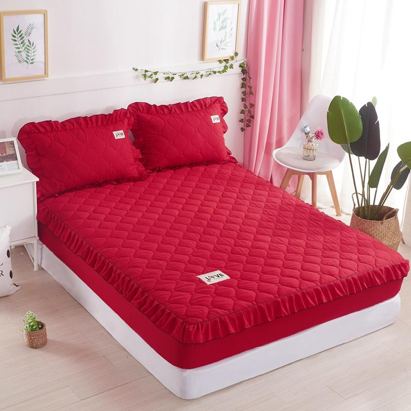 1pc Bed Sheet With Elastic Princess