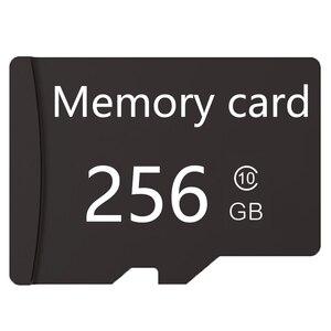 Micro SD карта 64 Гб 128 ГБ 256 Гб карта памяти реальная емкость MicroSD TF карта высокая скорость