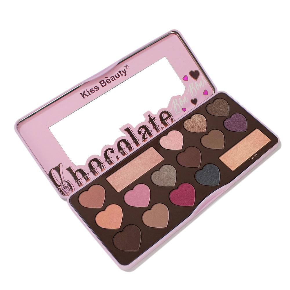 Hot Eyeshadow Palette Makeup Eye Shadow Palette Make Up make up factory mat eye shadow 41 41 charming white