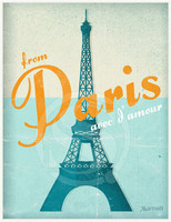F 44 Custom The Eiffel Tower Paris Parrot Home Decor Fashion Modern For Bedroom Wall Poster