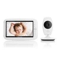 Babykam babyphone камеры няня 7,0 дюймов ИК ночник видения Домофон колыбельные Температура Сенсор babyphone видеокамера bebe