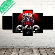 5 Piece Babymetal Canvas Painting Wall Art Pictures Prints on Home Decor Poster Decoration