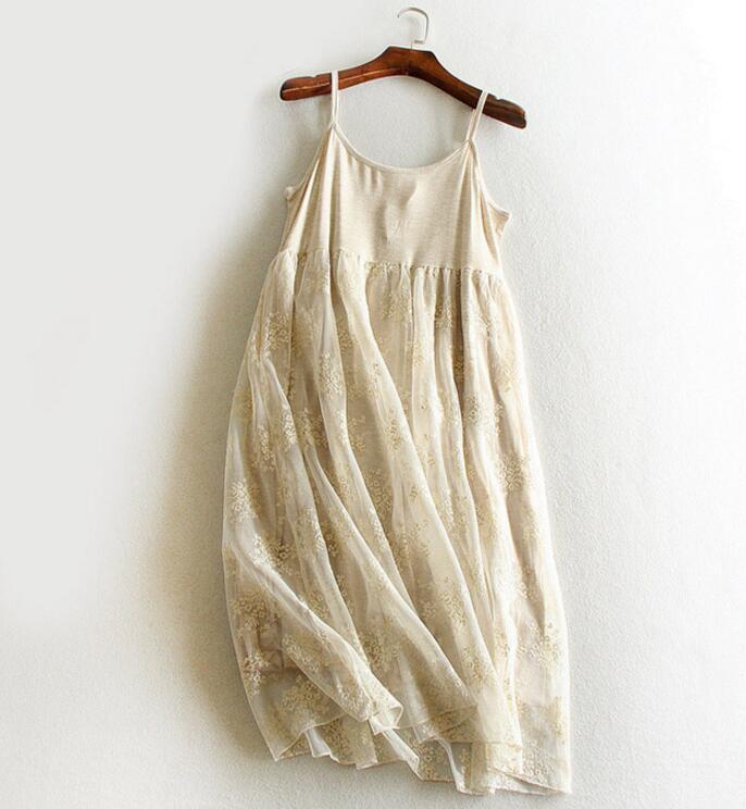 2019 summer chinese style ladies lingerie sleepwear women babydoll robe underwear night dress intimate slips