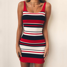 Hot Selling Plus Size Dress Bodycon Off Shoulder Knitting Sweater Casual Dress Sexy Summer Clothes for Women Clubwear