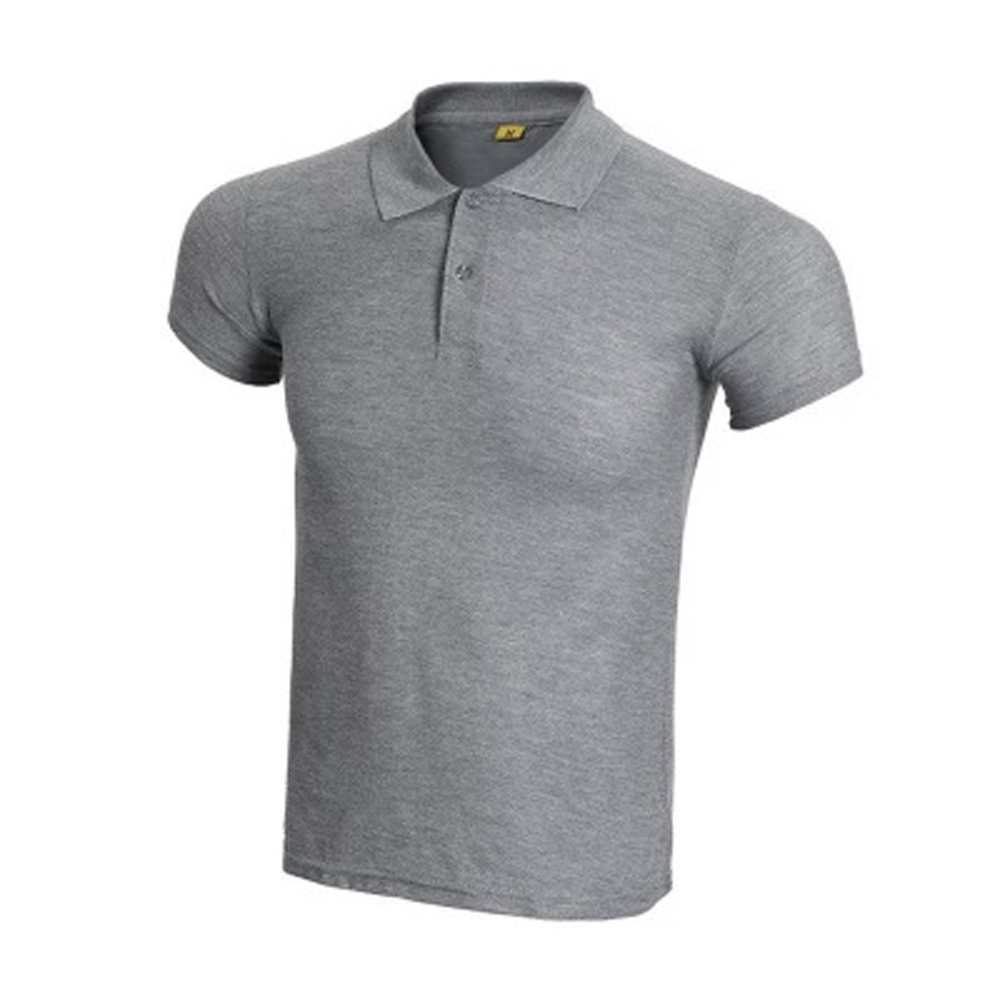 2019 Mens   Polo   Shirt Brands Male Short Sleeve Casual Slim Solid Color   Polo   shirt 14 colors drop shipping