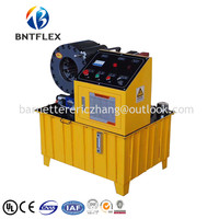 good quality BNT51F 2 electric press fitting tool with 10 sets of dies