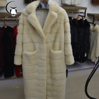 2020 Russian women real fur fur coats Genuine Leather, styles mink coat, High grade imported mink skin, sell well natural fur