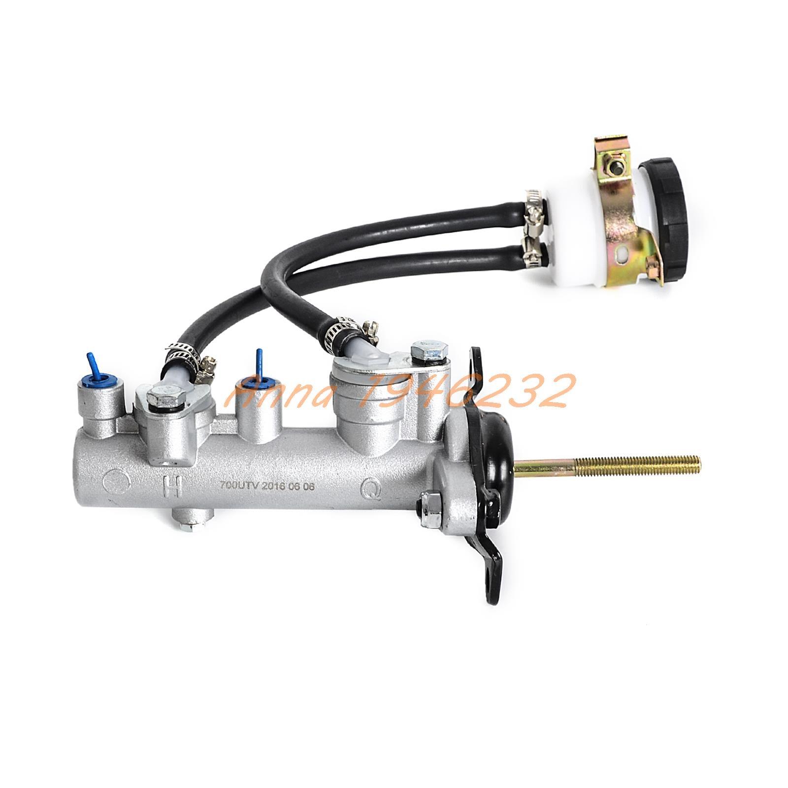 master cylinder brake pump for msu800 utv 700 500 hisun. Black Bedroom Furniture Sets. Home Design Ideas