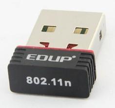 Free shipping! EDUP EP-N8508 USB 150 Mbps Wireless Wifi Mini 150M Network Card 802.11 b/g/n for For Raspberry Pi 3 Model B
